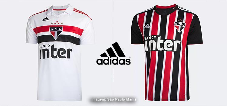 383db503a0 Compre as novas camisas Adidas no site oficial do São Paulo na internet