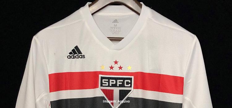 86eff45e3f8 Veja aqui todos os detalhes da nova camisa  1 da Adidas para o São Paulo