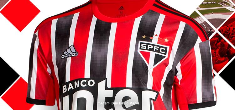 d4b5ba0c12 Camisa #2 2019 é ideal para torcedor que pede uniformes diferentes | Blog São  Paulo Sempre
